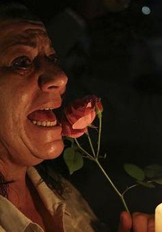 Người dân Nam Phi tiếc thương cựu Tổng thống Nelson Mandela