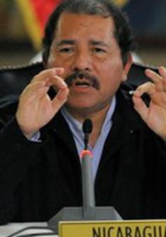 Quốc hội Nicaragua thông qua Hiến pháp sửa đổi