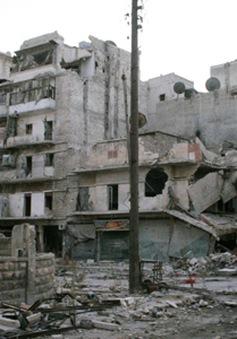 Anh và Mỹ ngừng viện trợ cho lực lượng đối lập Syria