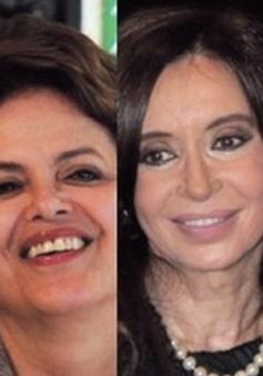 Mỹ Latin là khu vực có nhiều nữ Tổng thống nhất thế giới