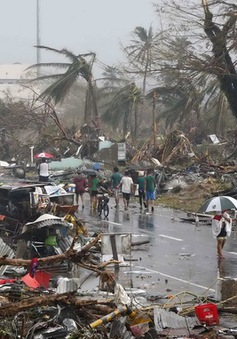 Bão Haiyan – thiên tai khủng khiếp nhất năm 2013