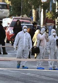 Súng nổ bên ngoài nhà riêng Đại sứ Đức tại Hy Lạp