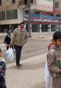 Iraq: Người dân sơ tán khỏi Fallujah và Ramadi