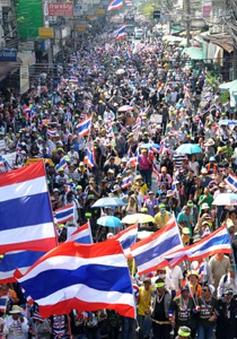 Thái Lan chuẩn bị đối phó với biểu tình rầm rộ