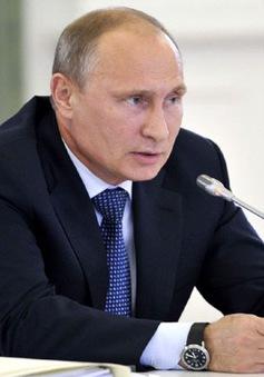 Tổng thống Nga: Olympic Sochi 2014 sẽ an toàn