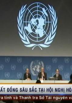 Bất đồng sâu sắc tại Hội nghị hòa bình Syria