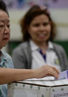 Thái Lan: Bầu cử kết thúc trong căng thẳng