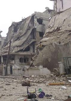 Syria: Thỏa thuận ngừng bắn bị phá vỡ
