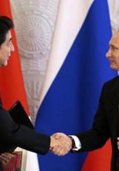 Thủ tướng Nhật muốn giải quyết vấn đề tranh chấp lãnh thổ với Nga