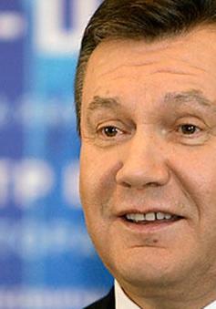 Ukraine – EU tìm cách tháo gỡ khủng hoảng