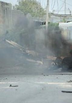 Somalia: Đánh bom nhằm vào xe của LHQ, 25 người thương vong