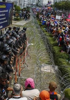 Thái Lan: Người biểu tình bao vây văn phòng Thủ tướng
