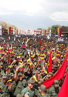 Tổng thống Venezuela đề nghị thúc đẩy đối thoại với Mỹ