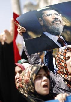 Ai Cập tử hình 529 thành viên Anh em Hồi giáo