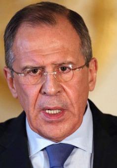 Ngoại trưởng Sergei Lavrov: Nga không cố bám lấy G-8