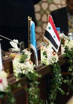 Khai mạc hội nghị thượng đỉnh Liên đoàn Arab