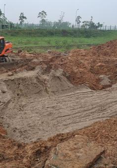 Nguyên nhân vỡ đường ống nước sông Đà