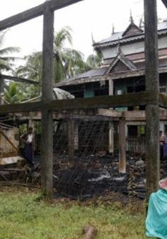 Myanmar áp đặt lệnh giới nghiêm ở ngoại ô thành phố Yangon