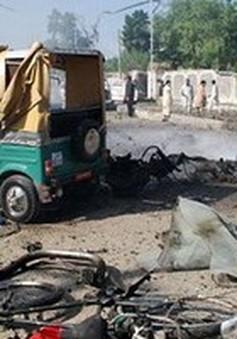 Pakistan: Đánh bom đẫm máu, hơn 60 người thương vong