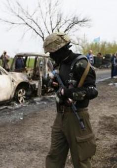 Nổ súng tại miền Đông Ukraine, 5 người thiệt mạng