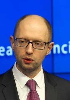 Thủ tướng tạm quyền Ukraine đến Italy tìm kiếm sự ủng hộ