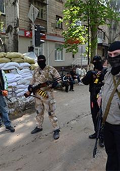 Tình hình tại miền Đông Ukraine lắng dịu