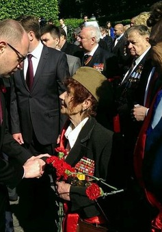 Ukraine kỷ niệm 69 năm Ngày Chiến thắng