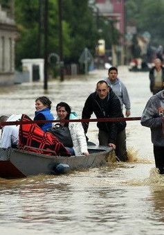 Serbia tuyên bố để quốc tang 3 ngày sau trận lụt thế kỷ