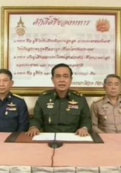 Quân đội Thái Lan khẳng định sẽ đưa đất nước thoát khủng hoảng