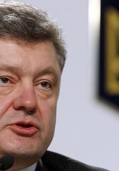 Ông Poroshenko sẽ chấm dứt xung đột tại miền Đông Ukraine sau khi nhậm chức