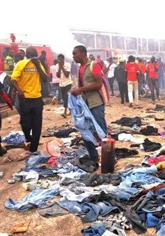 Nigeria: Đánh bom sân vận động, 40 người thiệt mạng