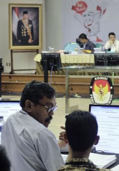 Indonesia: Bắt đầu chiến dịch tranh cử Tổng thống