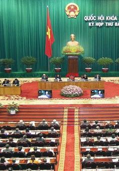 Quốc hội thảo luận dự thảo Luật quản lý, sử dụng vốn nhà nước đầu tư vào sản xuất, kinh doanh