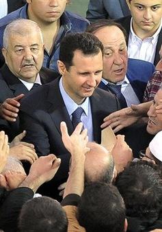 """Tổng thống Syria tuyên bố """"đại ân xá"""""""
