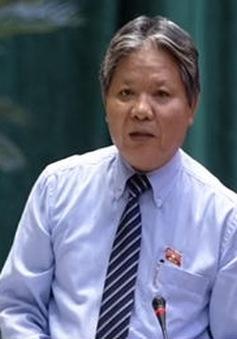 Bộ trưởng Hà Hùng Cường trả lời chất vấn Quốc hội về vấn đề lợi ích nhóm
