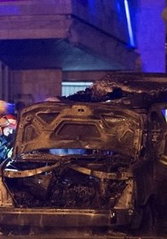 Ukraine cáo buộc xe tăng Nga vượt biên giới hai nước