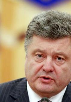 Ukraine đề xuất ngừng bắn đơn phương