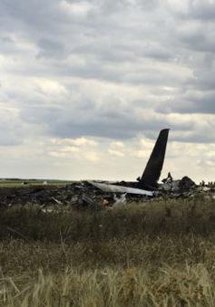 Ukraine: 3 người chết trong vụ rơi máy bay