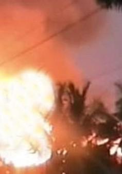 Ấn Độ: Nổ đường ống khí đốt, hơn 30 người thương vong