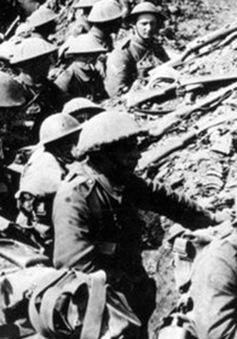 Kỷ niệm 100 năm bùng nổ chiến tranh thế giới thứ nhất