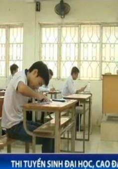 39 thí sinh bị đình chỉ thi trong ngày đầu tiên kì thi ĐH, CĐ 2014 đợt 1