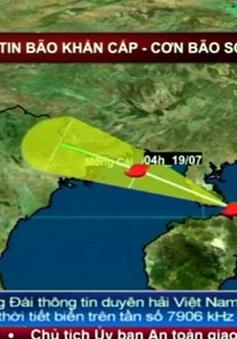 Bão số 2: Vùng núi Bắc Bộ có nguy cơ xảy ra lũ quét
