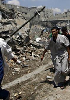 Cộng đồng quốc tế kêu gọi ngừng bắn tại Gaza