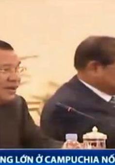 Hai Đảng lớn ở Campuchia nối lại đàm phán