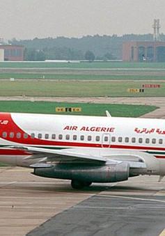 Máy bay Algeria AH5017 đã thay đổi lộ trình vì bão
