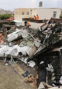 Đài Loan: Máy bay GE222 bị tai nạn trong điều kiện thời tiết an toàn