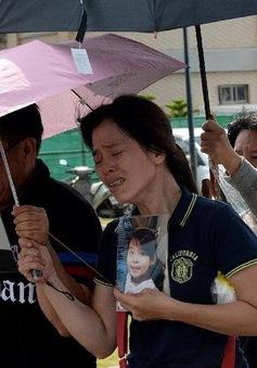 Đài Loan khẩn trương xác minh nguyên nhân vụ máy bay rơi