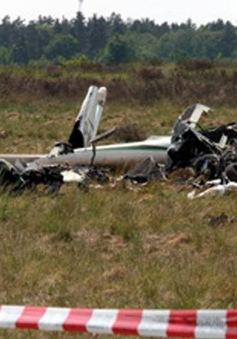 Máy bay rơi ở Hy Lạp khiến hai người thiệt mạng