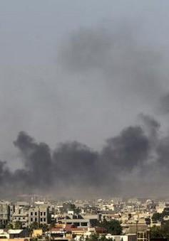 Bạo lực gia tăng tại Libya