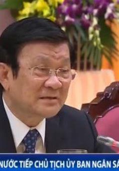 Chủ tịch nước tiếp Chủ tịch Ủy ban Ngân sách Hạ viện Nhật Bản